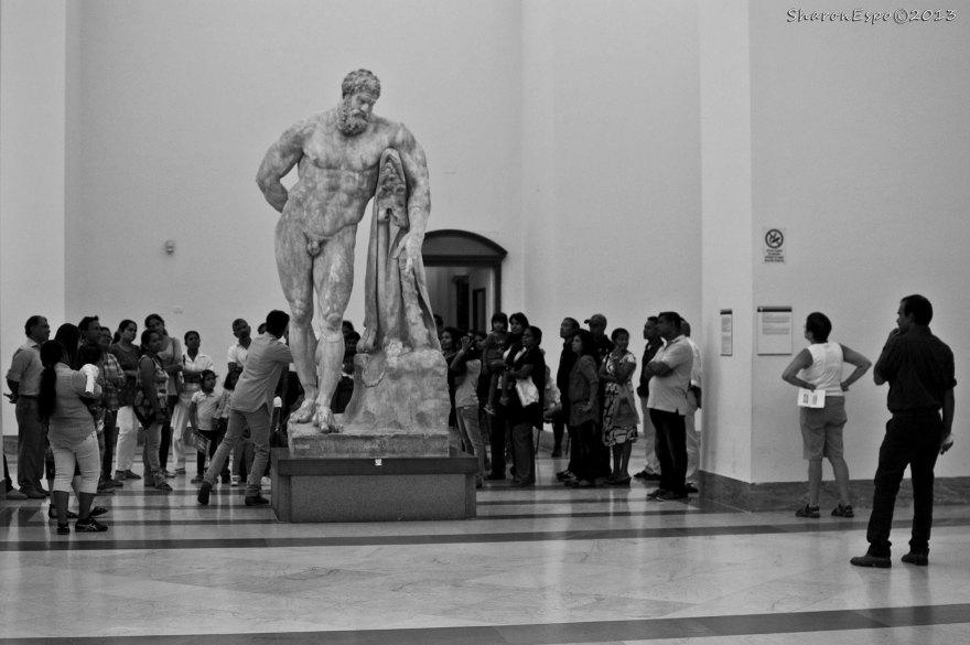 Ercole Farnese - Museo Archeologico Nazionale di Napoli