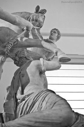 Toro Farnese - Museo Archeologico Nazionale di Napoli